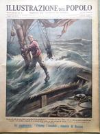 Illustrazione Del Popolo 24 Aprile 1932 Faust Natale Roma Mosca Terrore Fachiri - Libri, Riviste, Fumetti