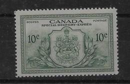 Serie De Canadá Nº Yvert EX-11 ** - Correo Urgente