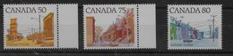 Serie De Canadá Nº Yvert 668/70 ** - 1952-.... Reinado De Elizabeth II