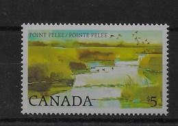 Serie De Canadá Nº Yvert 827 ** - 1952-.... Reinado De Elizabeth II
