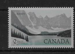 Serie De Canadá Nº Yvert 918 ** - 1952-.... Reinado De Elizabeth II