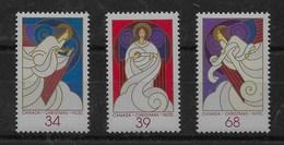 Serie De Canadá Nº Yvert 974/76 ** - 1952-.... Reinado De Elizabeth II