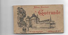 Album Souvenir Reste 14 Cartes - Guérande