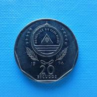 Cabo Verde 20 Escudos 1994 Novas De Alegria - Capo Verde