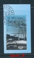 "SLOWAKEI Mi.Nr. 845   EUROPA CEPT ""   Brücken "" 2018 - Used - 2018"