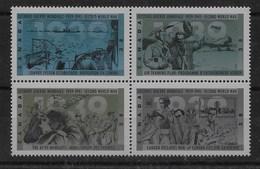Serie De Canadá Nº Yvert 1119/22 ** - 1952-.... Reinado De Elizabeth II