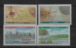 Serie De Canadá Nº Yvert 1234/37 ** - 1952-.... Reinado De Elizabeth II
