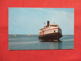 Port Jefferson Bridgeport Ferry    New York > Long Island  Ref 3501 - Long Island