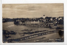 Civil War Postage Due Jelgava Jelgawa Mitau 1919 Bausk  Bauska - Latvia