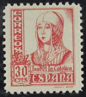 España 823A - 1931-50 Nuovi