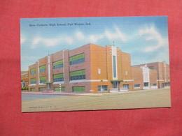 New High School    Indiana > Fort Wayne     Ref 3501 - Fort Wayne