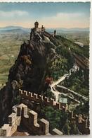 (200) Repubblica Di San Marino - La Seconda E Terza Torre - Saint-Marin