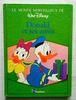Donald Et Ses Amis - Walt Disney - Donald Duck - Daisy - NATHAN - 1986 - Donald Duck