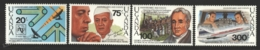 Ouganda - Uganda 1989 Yvert 632-35, Anniversaries And Events - MNH - Uganda (1962-...)