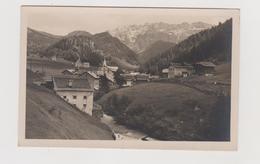 Selva  S. Maria  (BZ)    Fotografica   - F.p. -  Anni '1920 - Italien