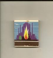 Pochette Allumettes LASTAR De 1955 Neuve Et Pleine:PONT A MOUSSON - Boites D'allumettes