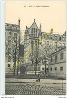 69.  LYON .  Eglise Anglicane . - Lyon