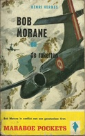 BOB MORANE EN DE RAKETTEN / HENRI VERNES / MARABOE POCKETS GELE REEKS  G23 - Livres, BD, Revues
