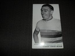 Sport ( 50 )  Coureur  Wielrenner  Renner  Cycliste :  Patrick Sercu - Cyclisme