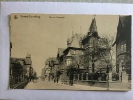ANTWERPEN  ANVERS RUE DU TRANSVAAL - Antwerpen