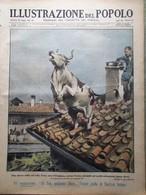 Illustrazione Del Popolo 22 Maggio 1932 De Amicis Baghdad Polo Bandiera Francese - Libri, Riviste, Fumetti