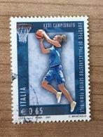 Italy Italia 2007 Basketball European Femele Basketball Championship - 2001-10: Oblitérés