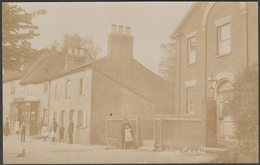 Ashdon Chapel, Essex, 1905 - RP Postcard - England