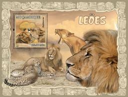 Mozambique 2007 Fauna LIONS - Mozambique