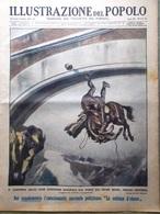Illustrazione Del Popolo 5 Giugno 1932 Ravello Garibaldi Cantanti Strada Occhio - Libri, Riviste, Fumetti