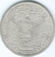 Venezuela - 1 Bolívar - 1935 - KMY22 - Venezuela