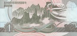 KOREA P. 49 1 W 1992 UNC - Korea, North