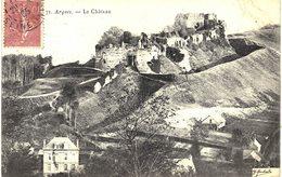 Carte POSTALE Ancienne De ARQUES - Chateau - France