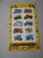 BF 51 * *  COLLECTION  JEUNESSE  NOS YT 3508/3517  MOTOS - Mint/Hinged