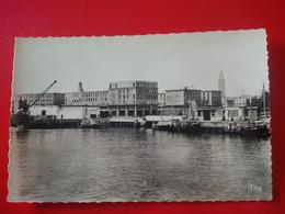 LE HAVRE PONT SOUTHAMPTON ENTREE DU PORT DE PECHE - Le Havre