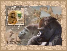 Mozambique 2007 Fauna Apes,monkey ,gorilla ,baboon - Mozambique