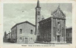 ET-ITALIE THIENE-N°1135-E/0369 - Italia
