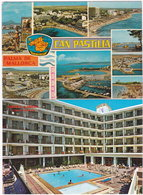 Gf. PALMA. C'an Pastilla. 2 Postales - Palma De Mallorca