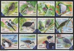 Vanuatu 2012 Birds MNH - Uccelli