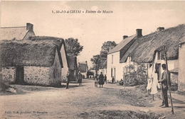 ¤¤  -    SAINT-JOACHIM  -   En BRIERE  -   Entrée De MAZIN    -  ¤¤ - Saint-Joachim