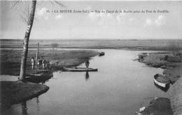 ¤¤  -    SAINT-JOACHIM  -  BRIERE  -  Vue Générale De La Boulée Prise Du Pont De Pendille     -  ¤¤ - Saint-Joachim