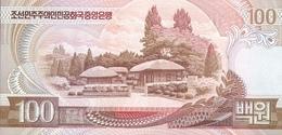 KOREA P. 53 100 W 2007 UNC - Korea (Nord-)