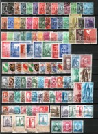 Germania Occupazione Alleata 1945/49 Collection Over 360 Val. */O/MH/Used VF/F - Deutschland