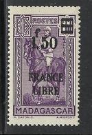 MADAGASCAR 1943 YT 261** - SANS CHARNIERE NI TRACE - Madagascar (1889-1960)