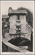 The Old Bridge House, Ambleside, Westmorland, C.1950s - Chadwick Studio RP Postcard - Cumberland/ Westmorland