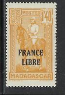 MADAGASCAR 1943 YT 246** - Madagascar (1889-1960)