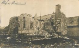 BEAUMONT  CARTE PHOTO ALLEMANDE - Autres Communes