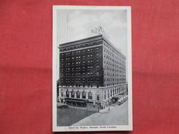 Hotel Sir Walter Raleigh    Raleigh    North Carolina        Ref 3502 - Raleigh