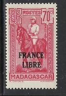 MADAGASCAR 1943 YT 244** - SANS CHARNIERE NI TRACE - Madagascar (1889-1960)