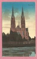 Polska - Polen - Pologne - ZAVIERCE - Kirche - Feldpost - Guerre 14/18 - Polen