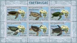 Mozambique 2007 Fauna Turtles - Mozambique